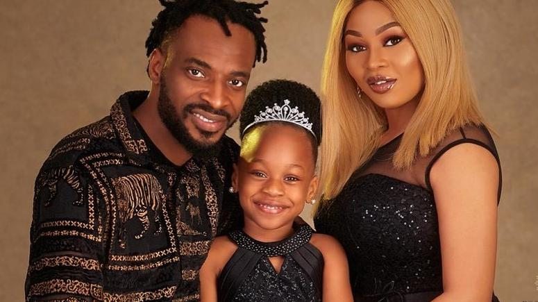 9ice's wife prays for him on 41st birthday
