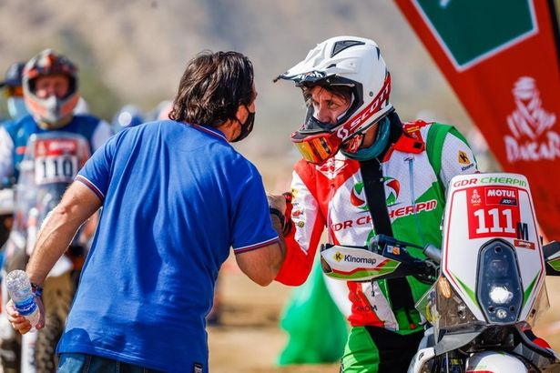 French Dakar Rally rider dies from injuries after fall -organisers