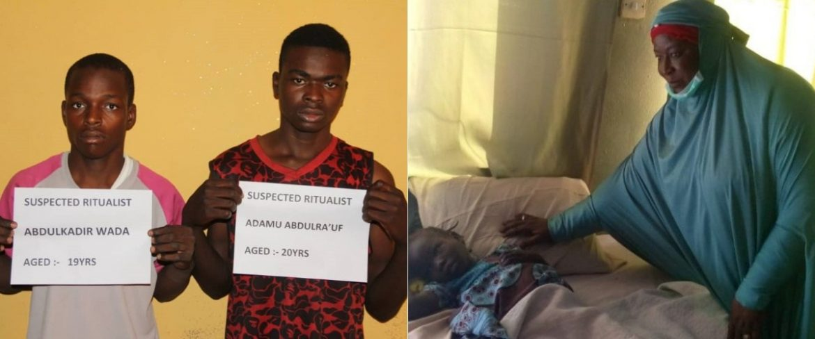 How we killed Girl, removed her private part for N500,000 – Bauchi ritual suspects