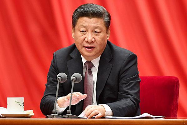 China imposes sanctions on U.S.