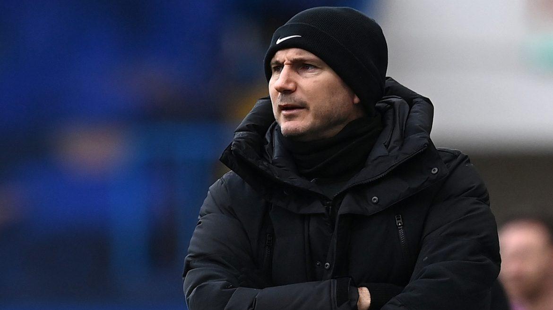Chelsea sack Frank Lampard as head coach