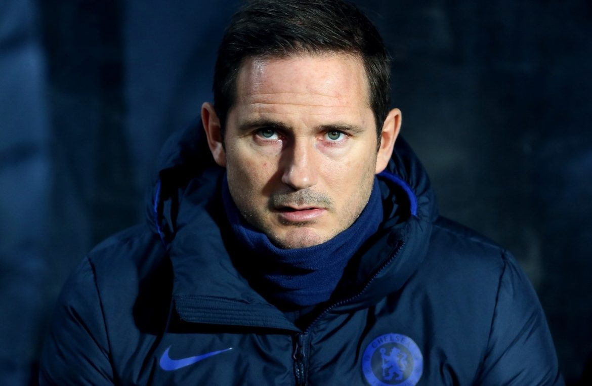 Transfer: Lampard clashes with Chelsea board over signing of Declan Rice