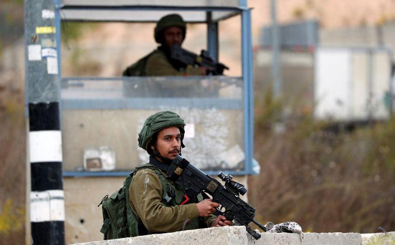 Israeli: Forces shoot dead suspected Palestinian attacker