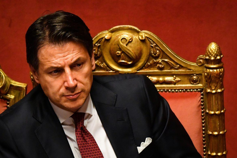 Italian premier to resign seeks fresh mandate
