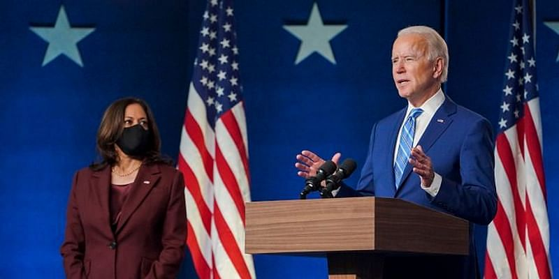US: Biden sack top force officials