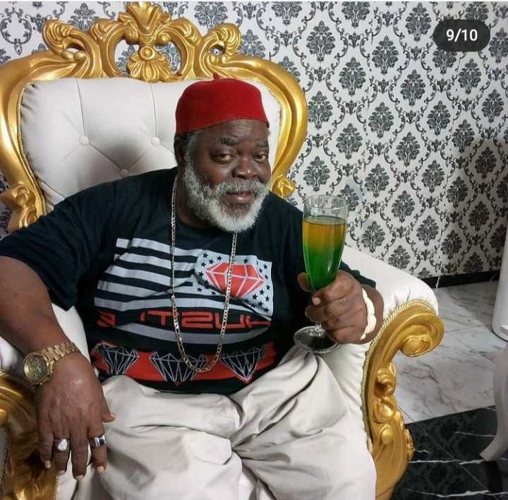 Nollywood actor, Jim Lawson Maduike has reportedly passed away.