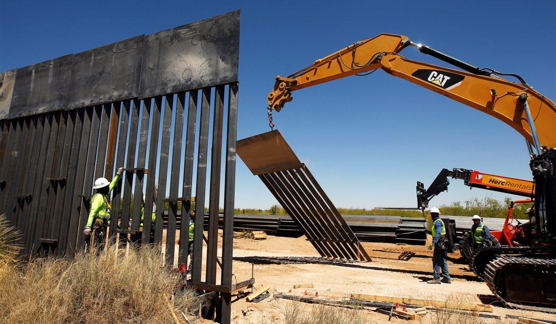 Mexico okays Biden halt to border wall construction