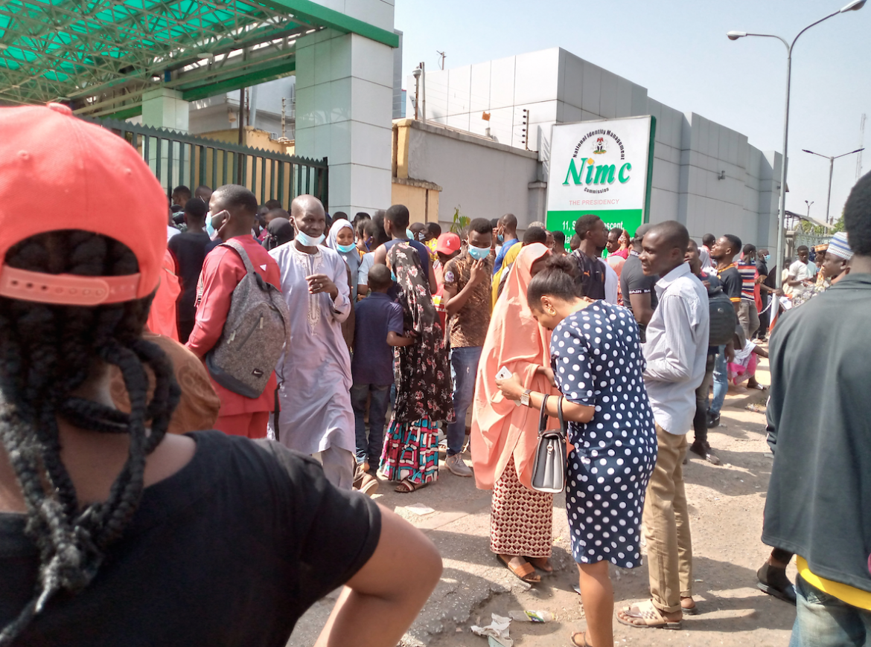 NIN: NIMC staff begins strike amidst registration