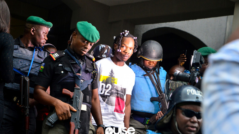 Internet scam: Experts examines Naira Marley's phone