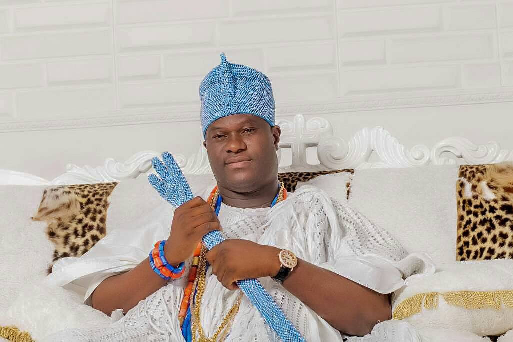 Ooni meets with Buhari in Aso Rock