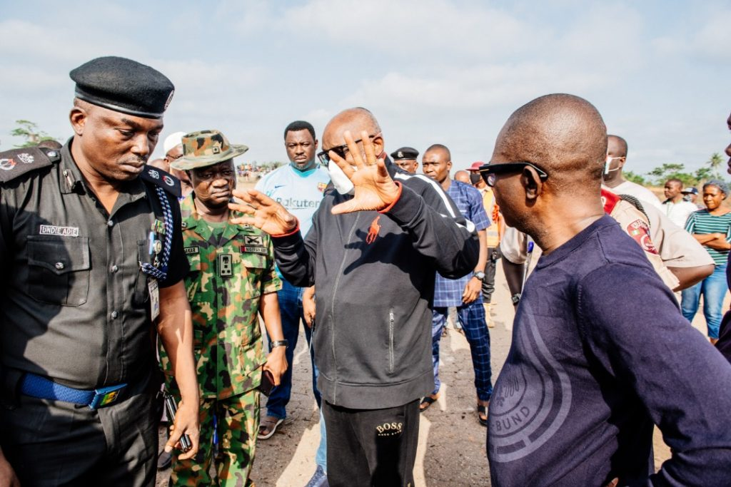 ONDO: Our people cannot continue to live in fear – Gov. Akeredolu