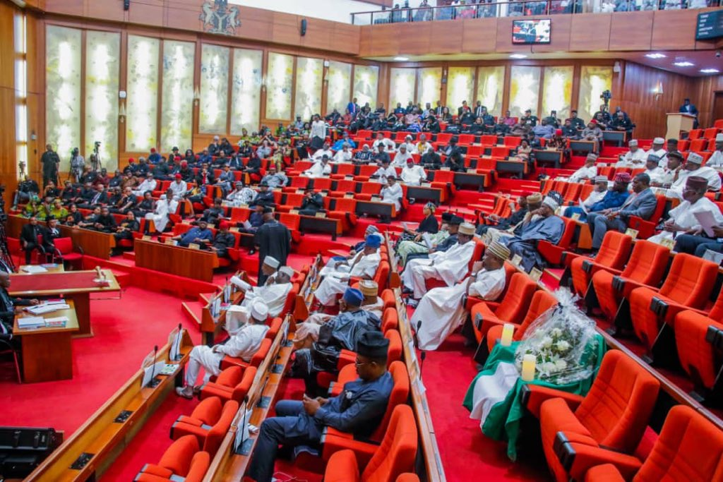 National Assembly passes N10bn as presidential candidate's election spending