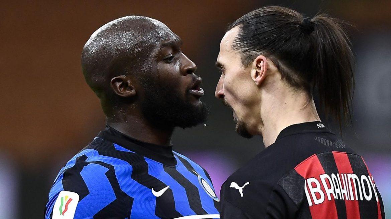 Ibrahimovic denies racism slur against Lukaku