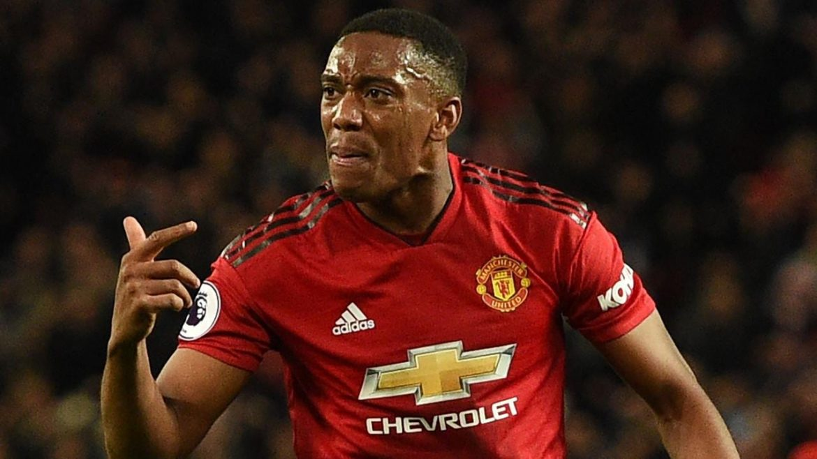Anthony Martial seeks security protection over racism
