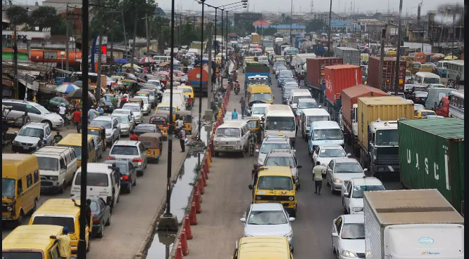 Lagos: Government sets up special traffic enforcement team on Apapa gridlock