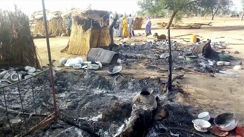 Boko Haram attack Maiduguri, 10 killed, 60 injured