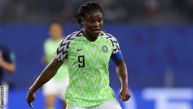 Desire Oparanozie not surprised by Super Falcons snub