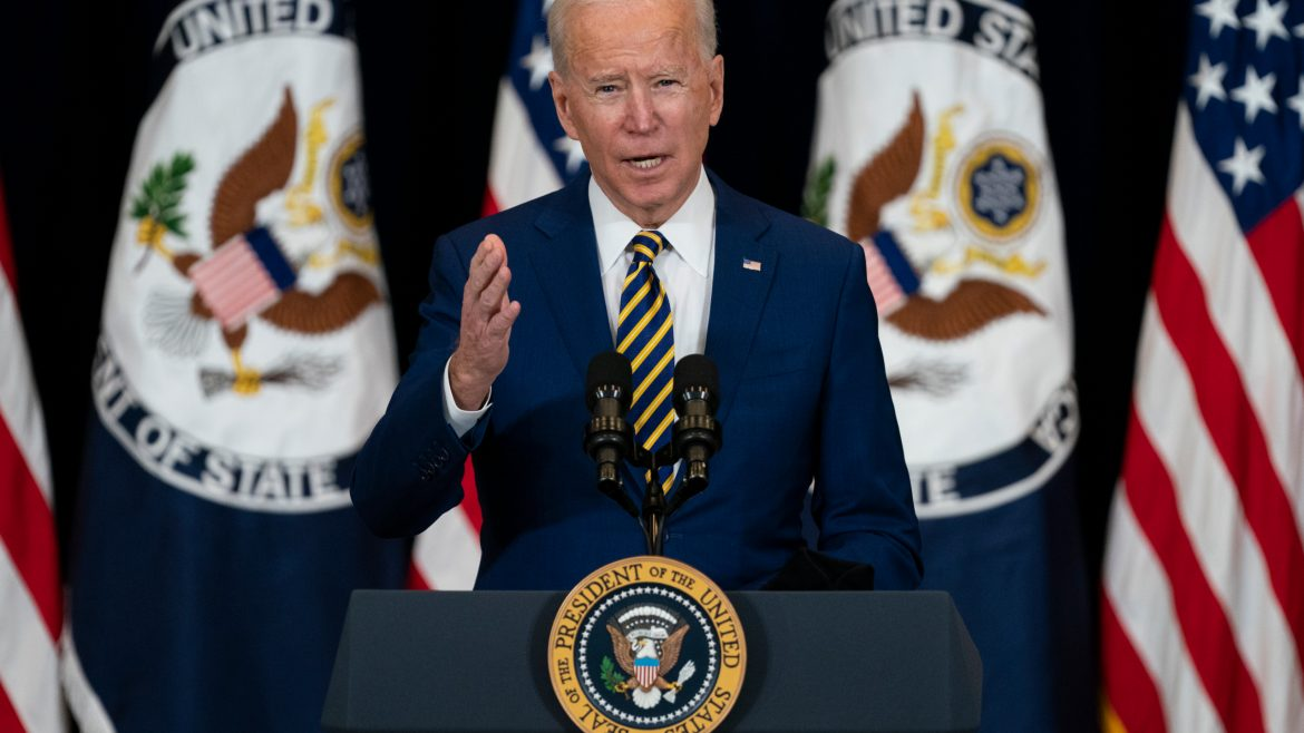 US President: Joe Biden to give first foreign policy address