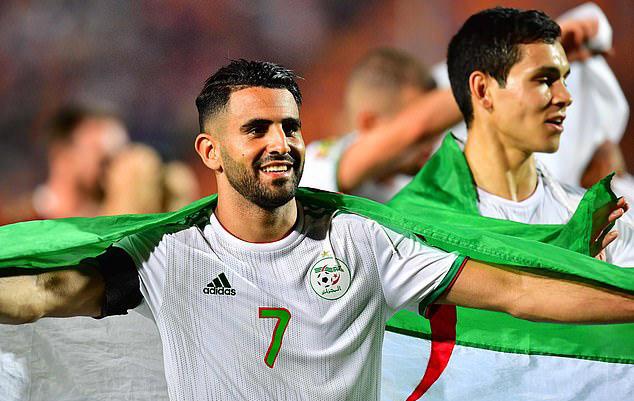 Algeria boss: Riyad Mahrez isn't happy at Manchester City