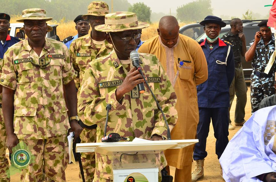 Insurgency: New service chiefs meet Borno Governor over Boko Haram