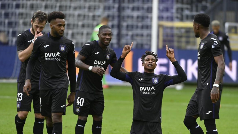 Tottenham to sign Anderlecht Nigerian winger Paul Mukairu