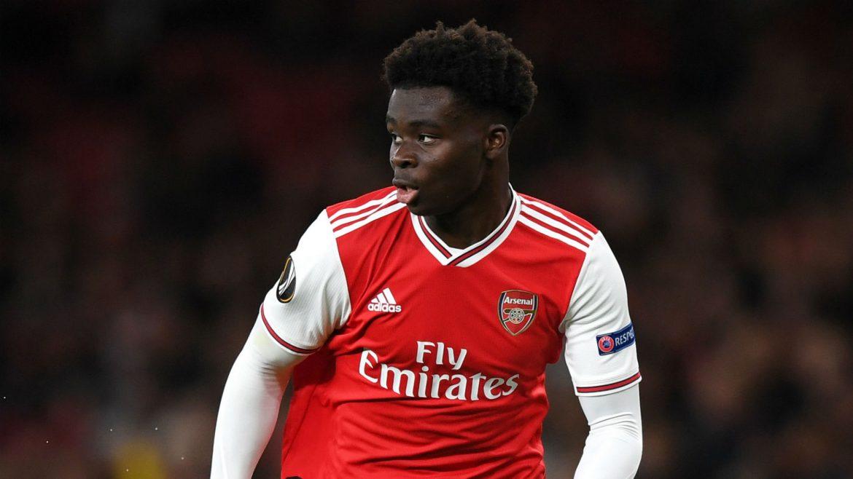 Arsenal boss vows to protect Bukayo Saka