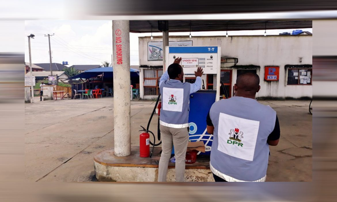 DPR seals 10 filling stations in Osun for sharp practices