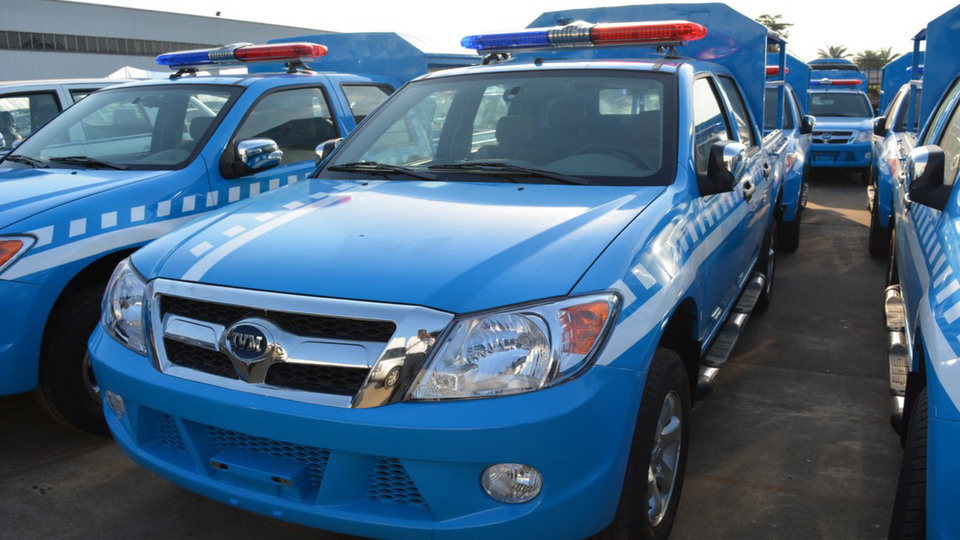 FRSC: How we're bringing sanity back to Lagos roads