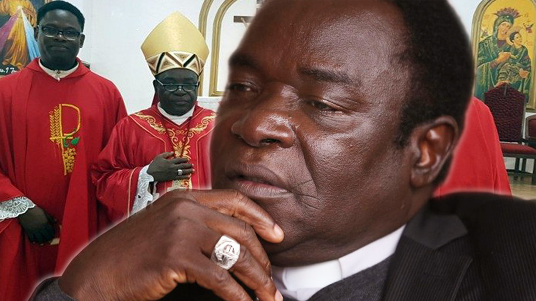 Nobody stands to gain anything if Nigeria breaks up – Bishop Kukah