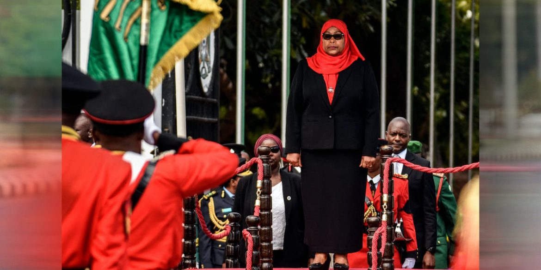 Tanzania's Samia Hassan suspends ports chief, continuing John Magufuli's anti-graft stance