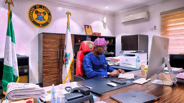 Sanwo-Olu renames estate after ex-Deputy Governor