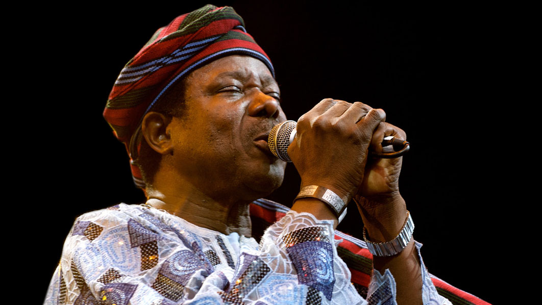 King Sunny Ade appointed as MCSN president