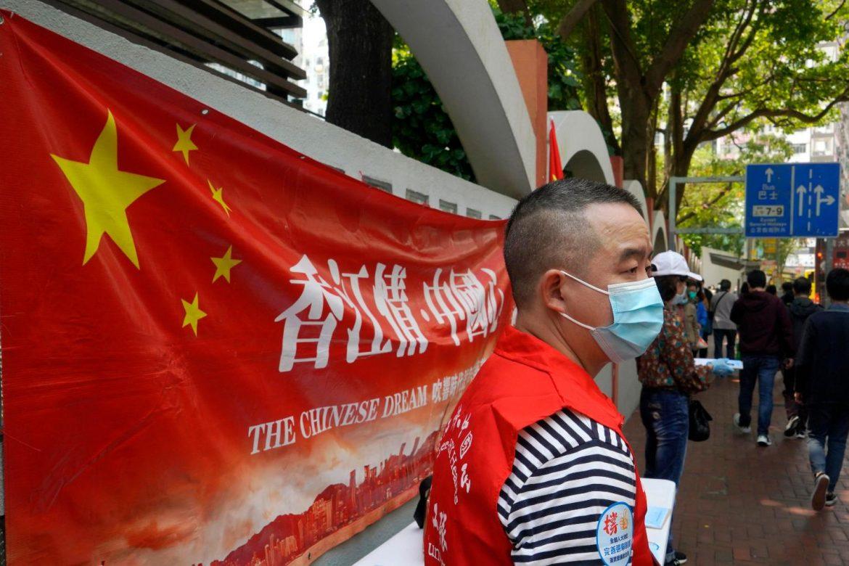 Hong Kong stall order for AstraZeneca vaccine