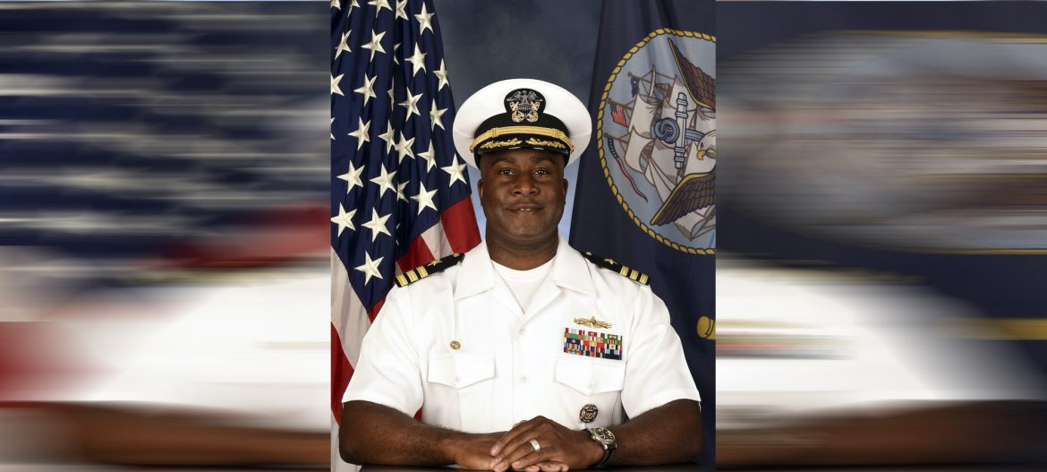 US mission applause first Nigerian-American naval captain