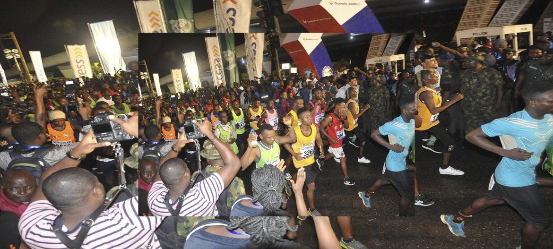 Lagos City Marathon Kenyan: Ethiopian runners storm Lagos