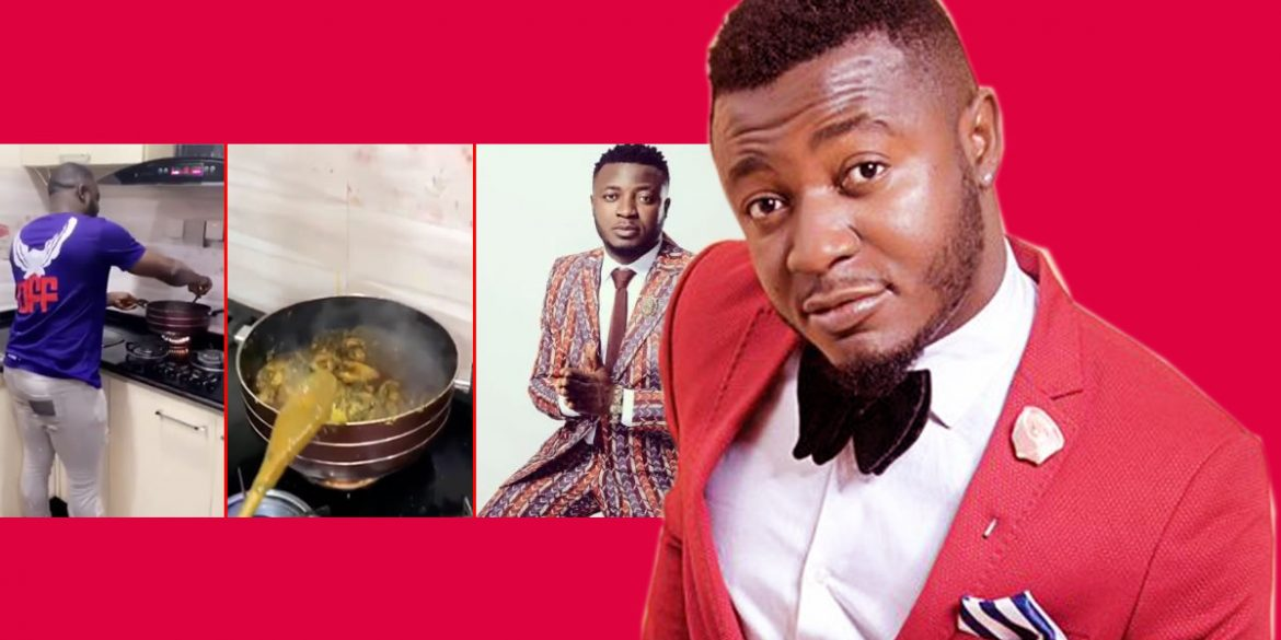 MC Galaxy quits music for food business