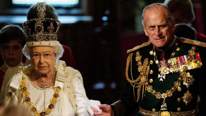 Queen Elizabeth ponders 'huge void' after death of Prince Philip