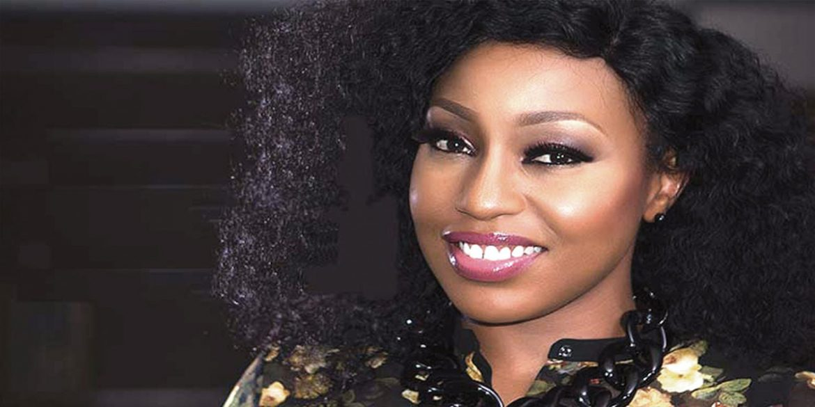 Happiness made me share my lover's photos on Instagram – Rita Dominic