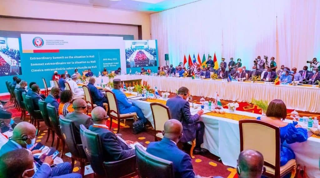 ECOWAS suspends Mali over coup – minister