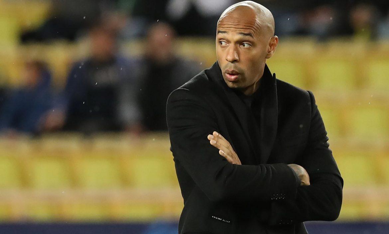 Thierry Henry returns to Belgium