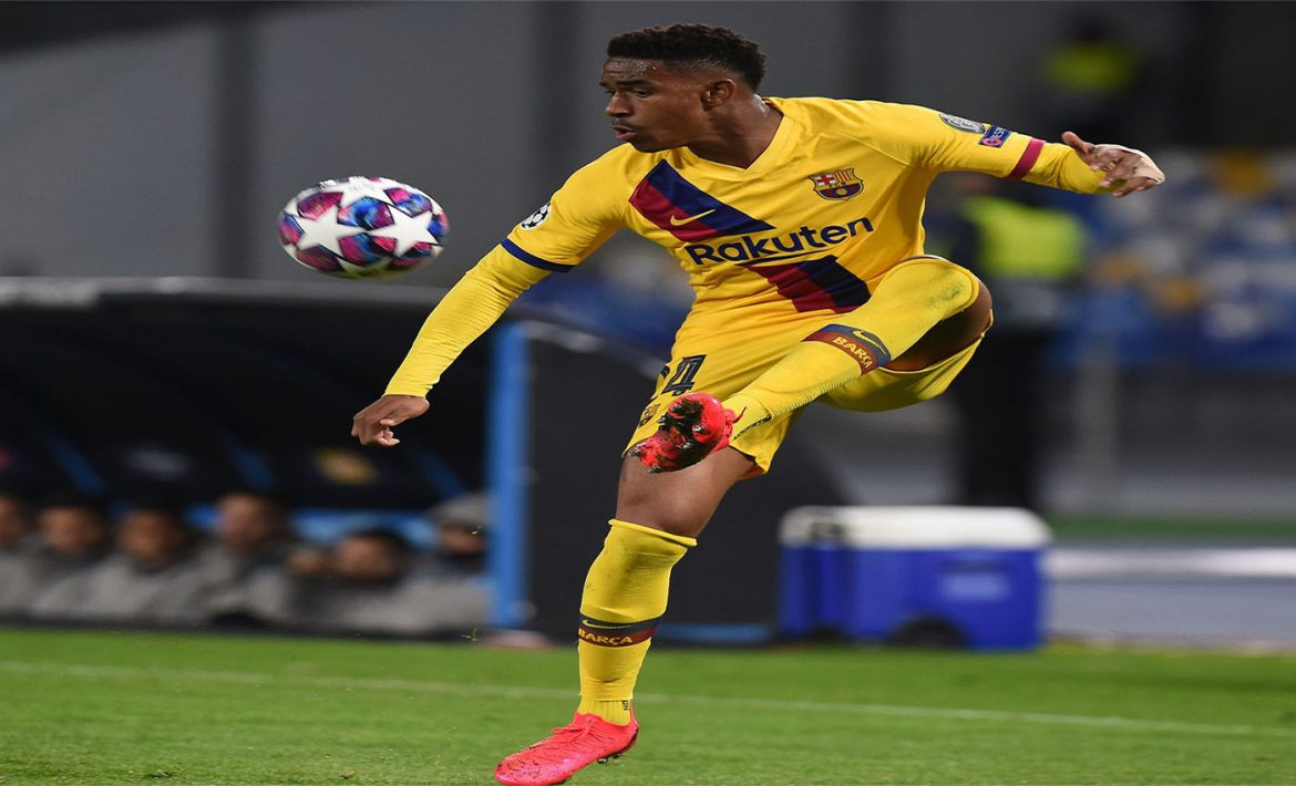 Barcelona left-back Junior Firpo ready to join Leeds United