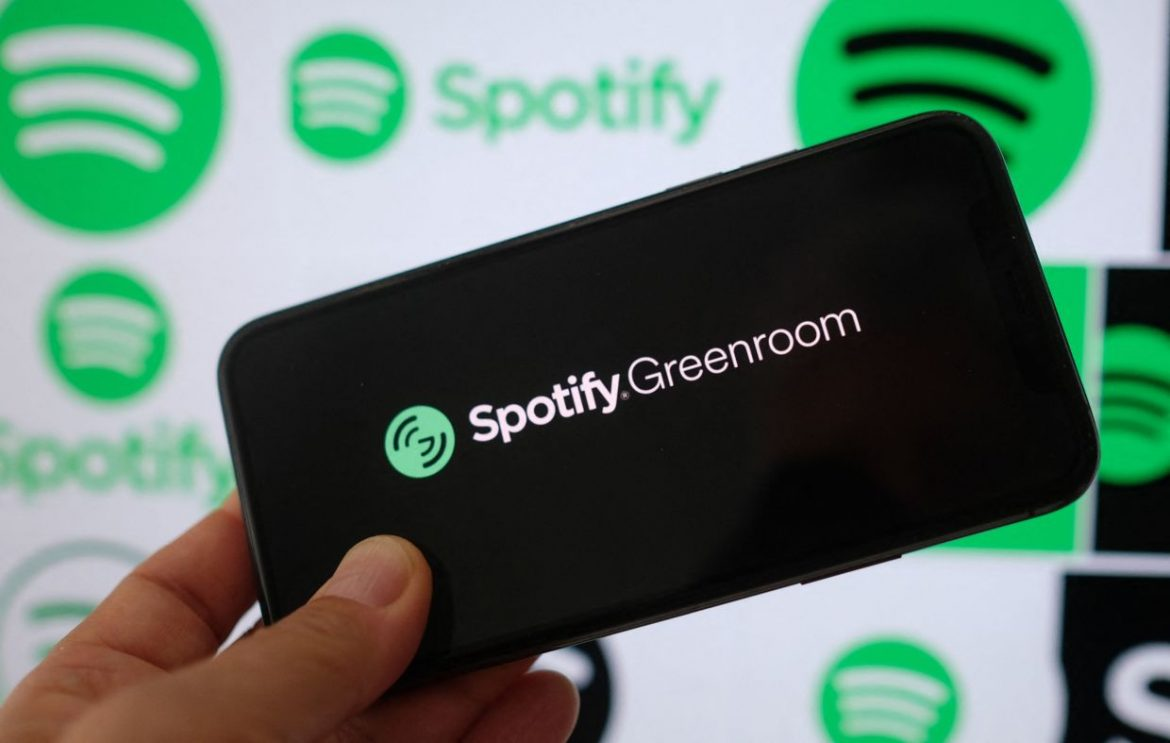 Spotify opens Clubhouse competitor Greenroom