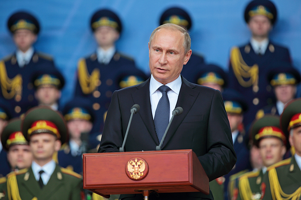 Russia ready to cooperate with EU on cyber security – Putin