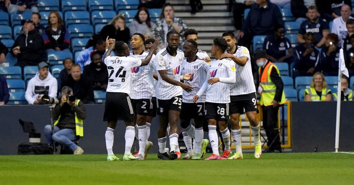 Fulham remain top of Championship with Millwall win