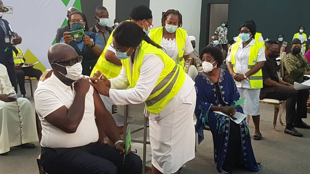 EDO: Only COVID-19 vaccinated people would be allow in Public places – Obaseki