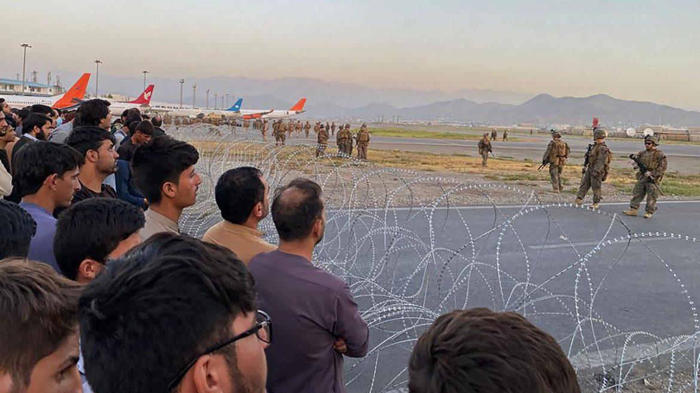 Kabul Airport Chaos: Deaths, gunshots reported
