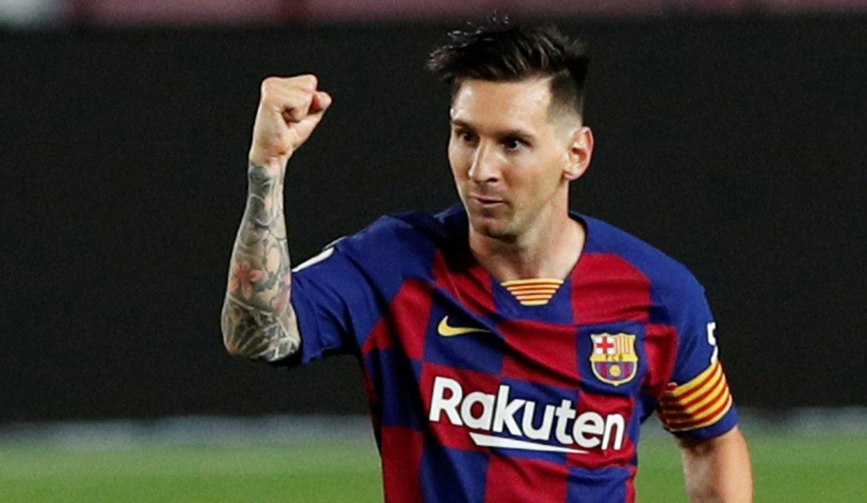 Barcelona supremo blames predecessor for Leo Messi exit