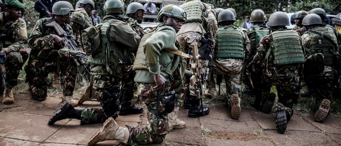 More than 1,000 Boko Haram terrorists, families surrender, 27 killed