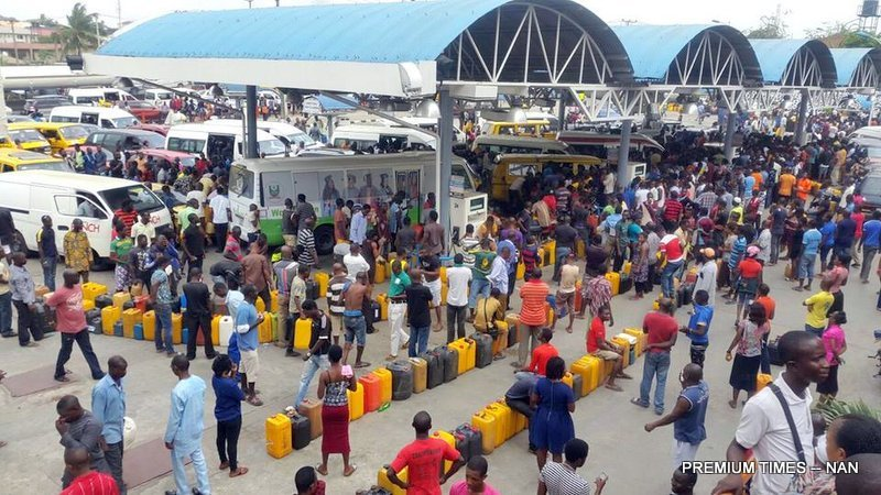 Fuel scarcity hits Imo State