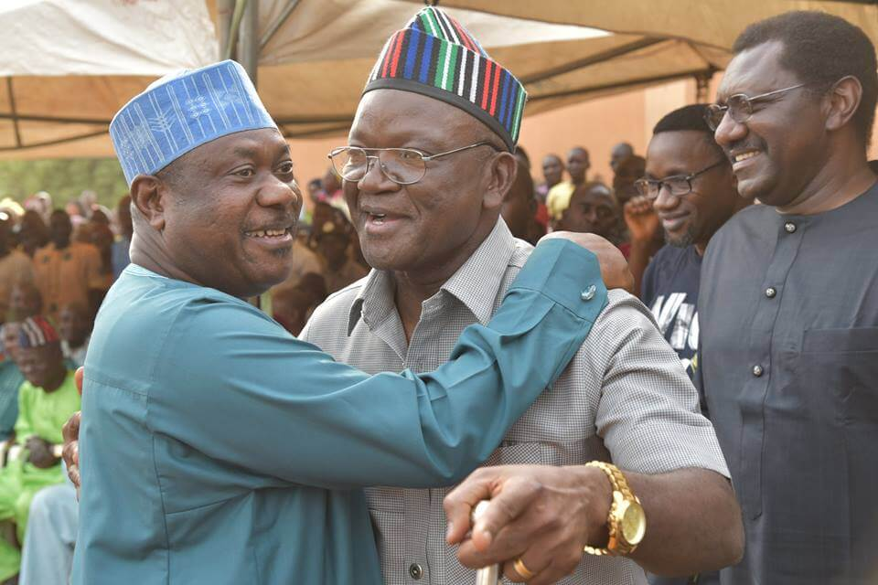 Benue governor's aide lambast minister for demanding apology to the president